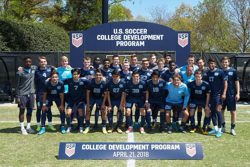 083db1596a1 Thirteen NCAA Men s Soccer Teams to Participate in Expanded 2019 Spring  College Development Program - U.S. Soccer